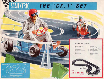 Set GK.1 - Go-Kart Series