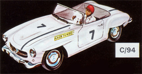 Mercedes 190SL (Race Tuned)