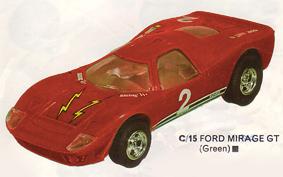 Elektrisches Spielzeug Spielzeug Scalextric 6204 Renault 5 Turbo #15 Diac Chatriot Perin Mb