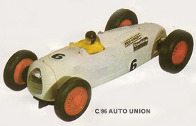 Auto Union C Type (Race Tuned)