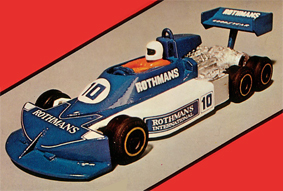 March 240 (Rothmans Livery)