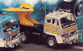 Racing Truck - Knight Raider