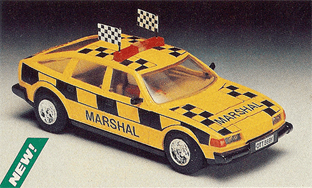 Rover 3500 - Track Marshalls Car