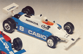 Casio Formula 2 Car