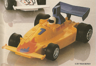 Track Burner Single Seater