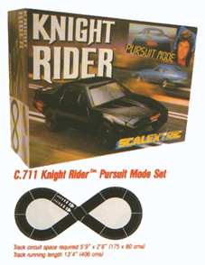 Knight Rider - Pursuit Mode Set
