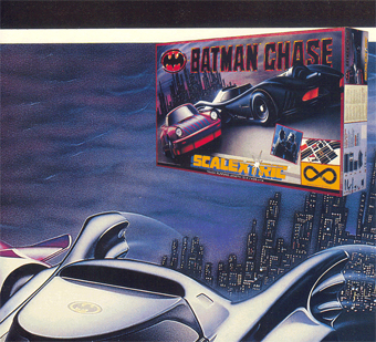 Batman Chase Set