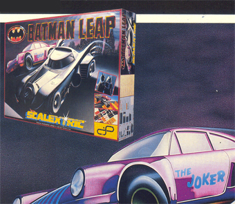 Batman Leap Set