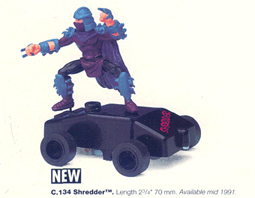 TMNT - Shredder