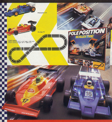 Pole Position Set