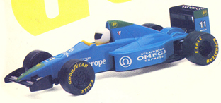 Single Seat Racer - Omega Securicor