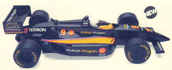 USA Racer - Team Rahal Hogan