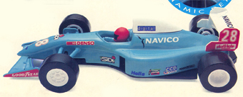 Single Seater - Team Navico