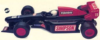 Single Seater - Team Simpson