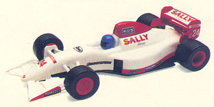 Single Seater - Team Sally Ferries