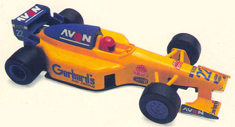Single Seater - Team Avon Tyres