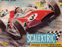 Scalextric - Miniature Electric Motor Racing - Fifth Edition