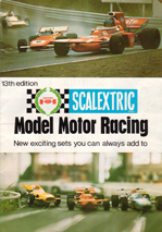 Scalextric - Model Motor Racing - New exciting sets you can always add to - 13th Edition