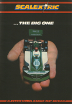 Scalextric …The Big One - Electric Model Racing - 21st Edition