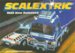Scalextric - 1985 New Releases …the original fast mover…